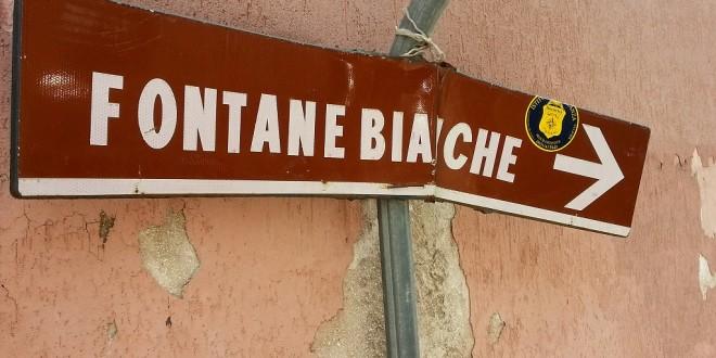 Il segnale stradale assassino…a Cassibile si trova ad altezza d'uomo