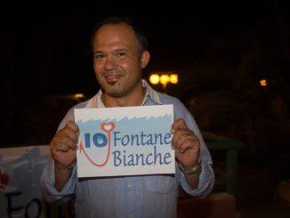 """Raffaele Cacici (presidente di """"Io amo Fontane Bianche"""")"""