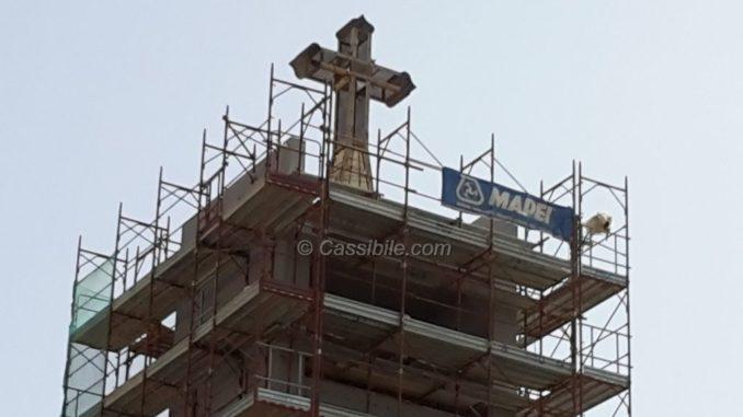 Lavori «in chiaro» per la Chiesa di Cassibile
