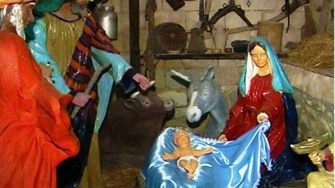 Il Presepe di cartapesta di Cassibile non si tocca! Romano comincia la sua battaglia