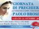 Paolo Brosio a Fontane Bianche presenterà il suo libro