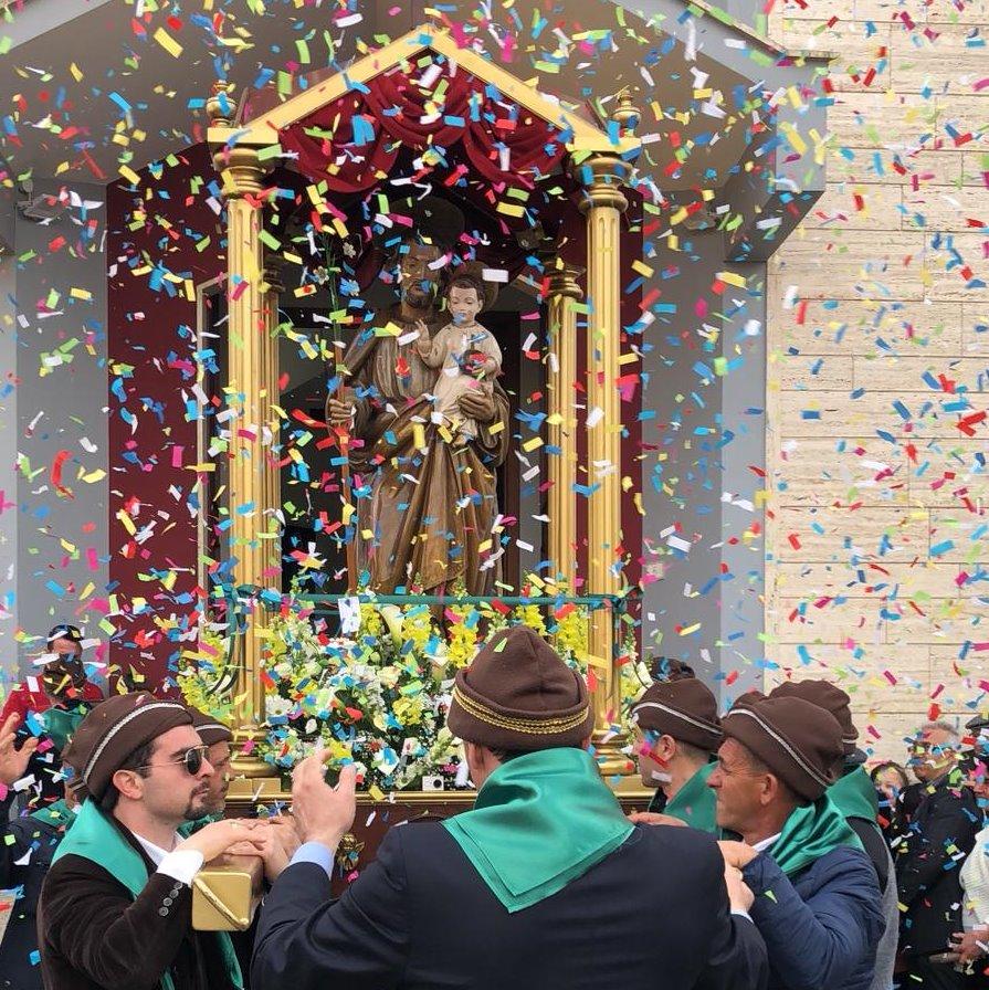 Cassibile festeggia il suo Santo Patrono