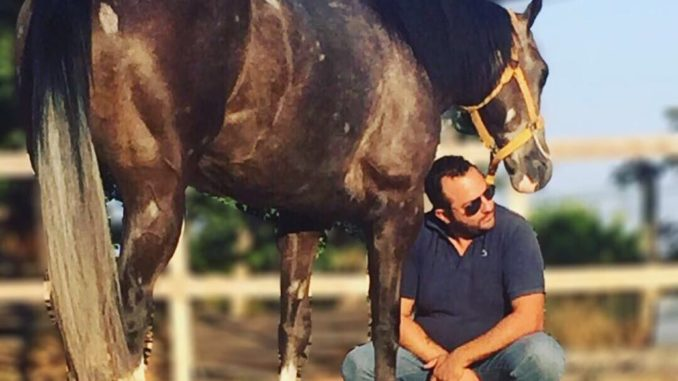 Gimkana Western, Claudio Renda convocato alla Fiera Cavalli di Verona