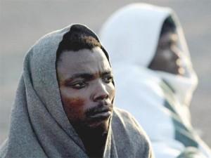 Profughi nel Mediterraneo