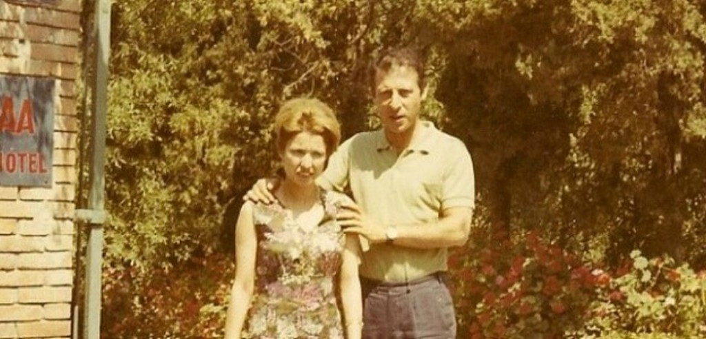 Agnese e Paolo Borsellino