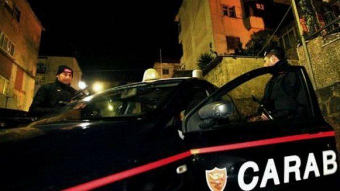 Evadono, ma i carabinieri li beccano, di nuovo arrestati