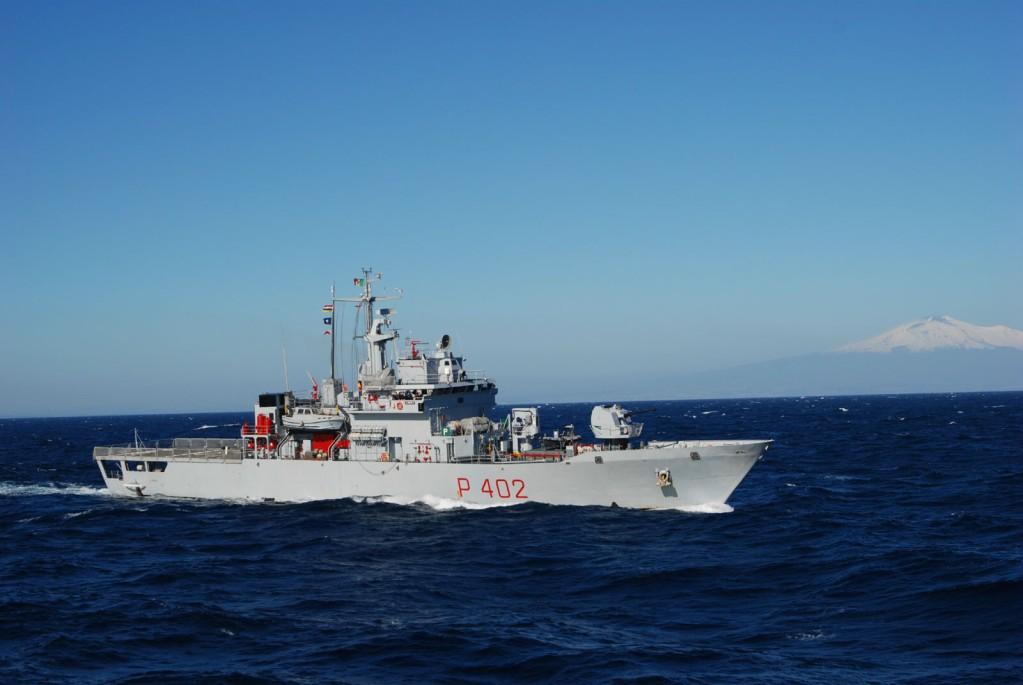 Nave Libra, Marina Militare italiana