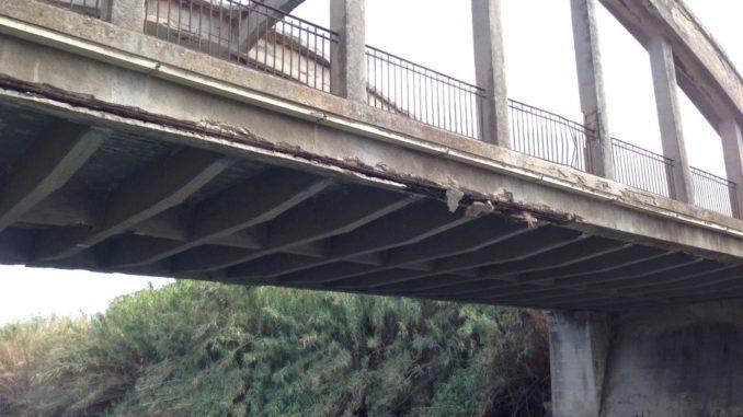 Consolidamento del ponte sul fiume Cassibile, affidati i lavori