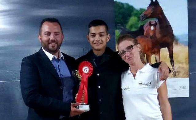 Campionato siciliano Agility Horse, Manuel Lentini del Maeggio vince la quinta tappa