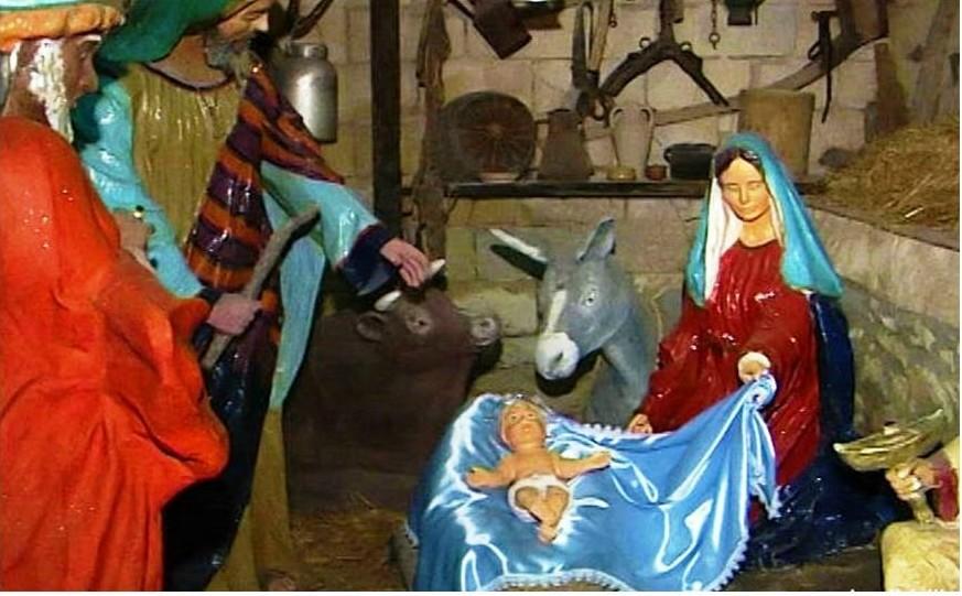 Il Presepe in cartapesta di Cassibile non si tocca! Romano comincia la sua battaglia