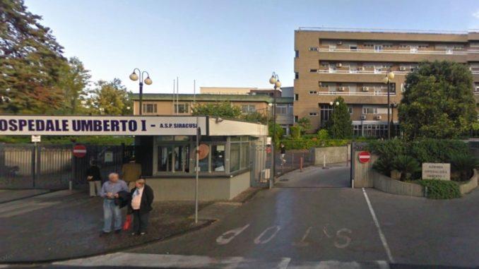 Coronavirus, caso positivo medico ospedale Siracusa, chiuso reparto
