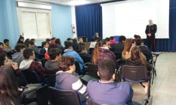 Bullismo e Cyberbullismo, i Carabinieri ne hanno parlato con gli studenti di Cassibile