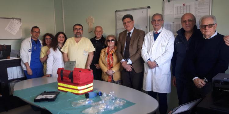 Neonatologia di Siracusa, donazione dei giovani Leo Club