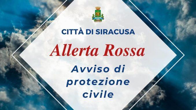 Maltempo, protezione civile, allerta rossa, scuole chiuse