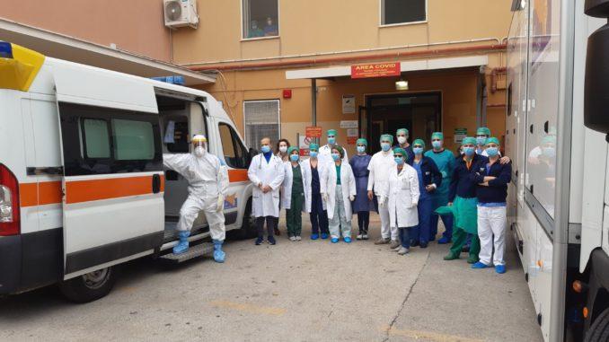 Dimessi a Siracusa gli ultimi due pazienti, sono guariti dal covid, situazione stabile in Sicilia