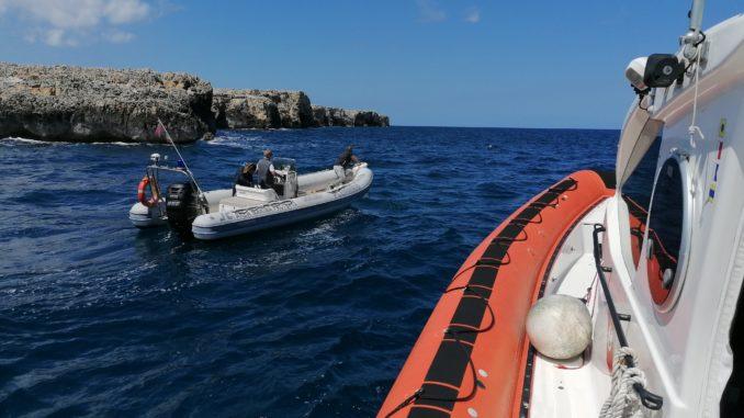 Pescatori di frodo in area marina protetta, sanzionati