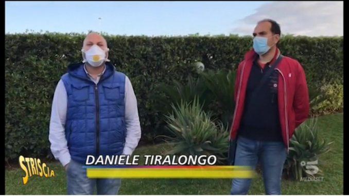 Caso tendopoli, Striscia la notizia a Cassibile, la (non) sicurezza dei lavoratori stagionali