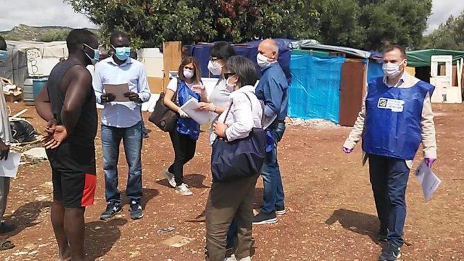 Immigrazione, ALS-MCL Sicilia aiuta lavoratori stranieri di Cassibile