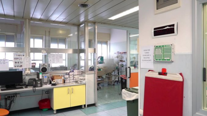 Coronavirus, aumentano i posti di terapia intensiva in Sicilia, investimento da 130 mln