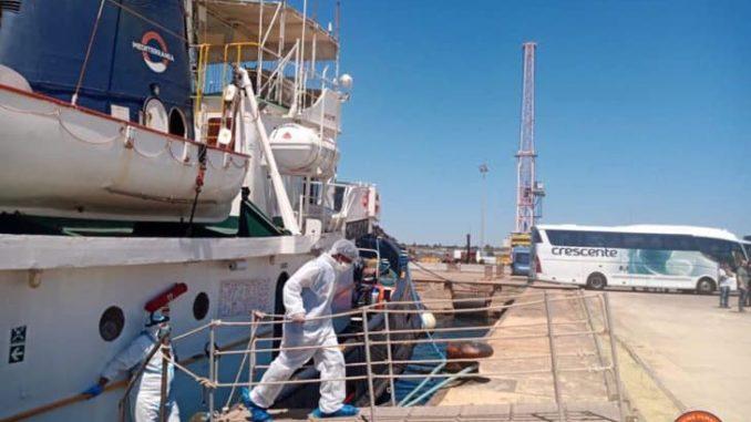 Otto migranti positivi alloggiati a Noto, presidente Regione chiede maggiore attenzione
