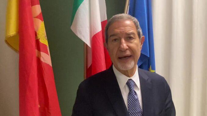 Sicilia in zona arancione, Musumeci: amareggiati, ma decisione prudenziale 🔴 Video